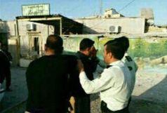 دستگیری قاتل مسلح پس از چهار  سال در سراوان
