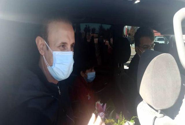 سرمربی باشگاه پرسپولیس به یاسوج سفر کرد