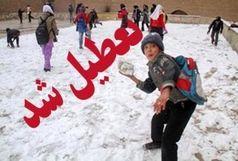 مدارس اردبیل روز شنبه تعطیل شد