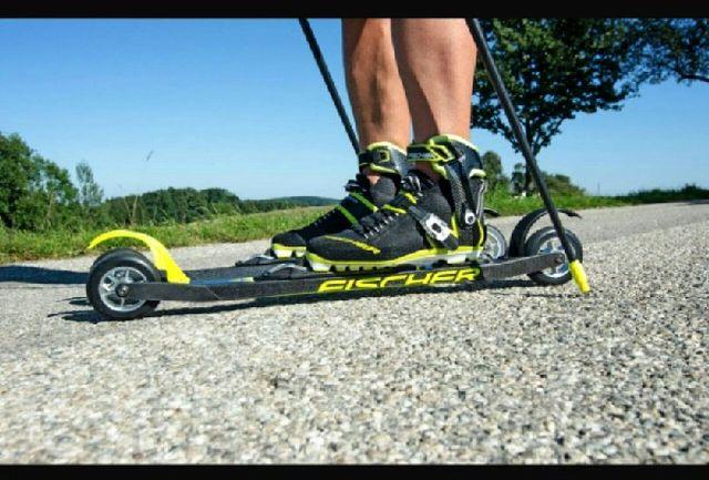 رقابتهای لیگ بینالمللی رول اسکی برگزار میشود
