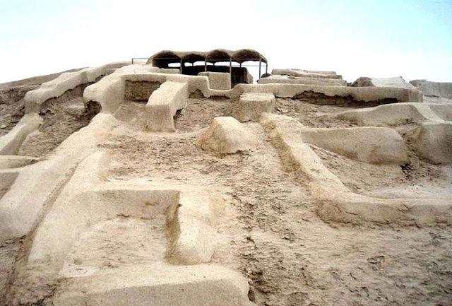 بازدید باستان شناس ایتالیایی از آثار باستانی سیستان و بلوچستان