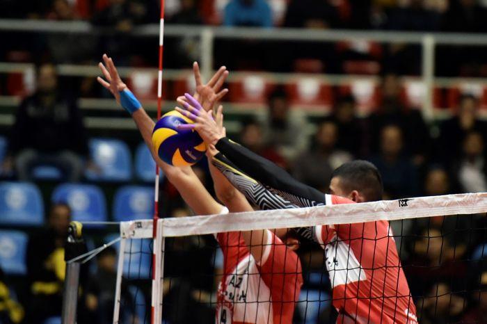 ادامه قدرت نمایی شهرداری جوان ارومیه در لیگ دسته اول والیبال