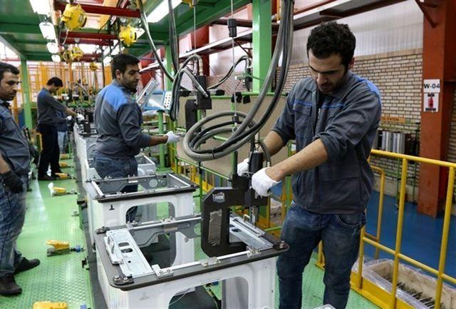 افتتاح کارخانه بزرگ تولید لوازم خانگی در البرز /تامین 25 درصدی نیاز بازار