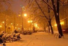 برف و بوران در راه استان