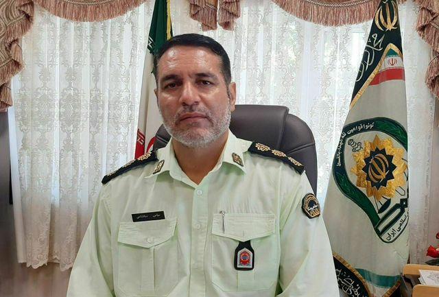 دستگیری 193 سارق   در خرم آباد