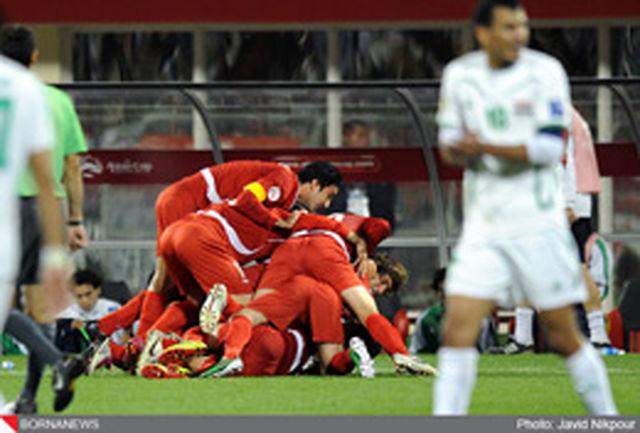 ایران و ازبکستان بهترین تیم ها/ هند بدترین تیم