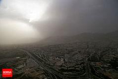 آلودگی هوای تهران در شبانه روز گذشته