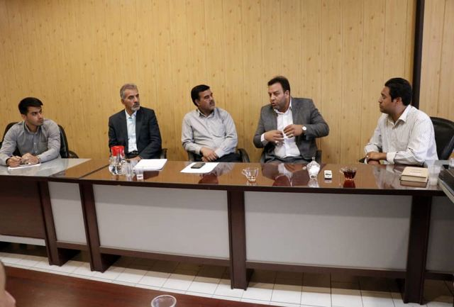 دکترقرایی:سیاست هیئت فوتبال استان در سال جاری لیگ برتری کردن فوتسال استان است