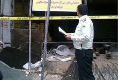 هفت واحد کارگاهی ساختمانی در استان قزوین تعطیل شد