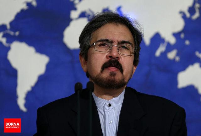 ایران از گفتوگو میان دولت ونزوئلا و مخالفین حمایت میکند