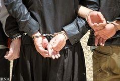 دستگیری عاملان نزاع دسته جمعی درشهر ایلام