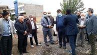 بازدید نماینده خوی و چایپاره از وضعیت آبرسانی روستاهای شهرستان خوی