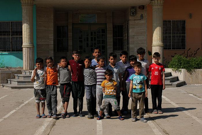 افتتاح چهاردهمین جشنواره سراسری تئاتر مردمی بچههای مسجد در قزوین