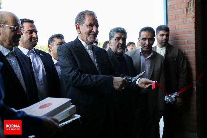 بهرهبرداری از پروژه ارتقاء کیفیت آب شرب جنوب تهران