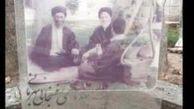 تصویری متفاوت از جلسه سران قوا در حیاط خانه آیت الله هاشمی رفسنجانی
