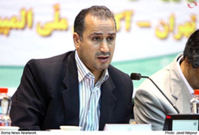 تاج: ایران در یک چهارم نهایی با بحرین بازی میکند