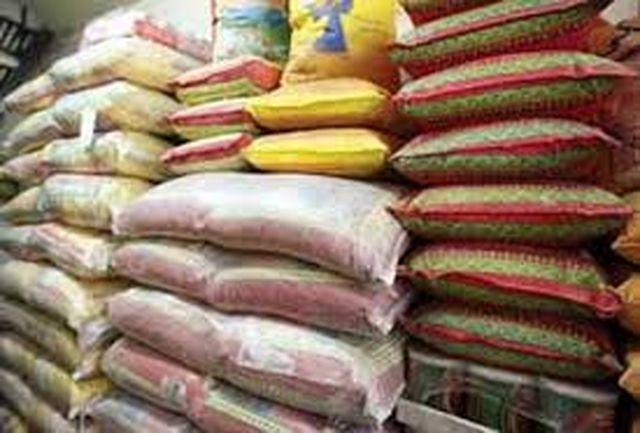 کشف برنج قاچاق در شهرستان بهار