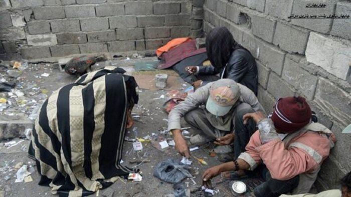 دستگیری 72 خرده فروش مواد و جمع آوری 418 معتاد متجاهر در تهران