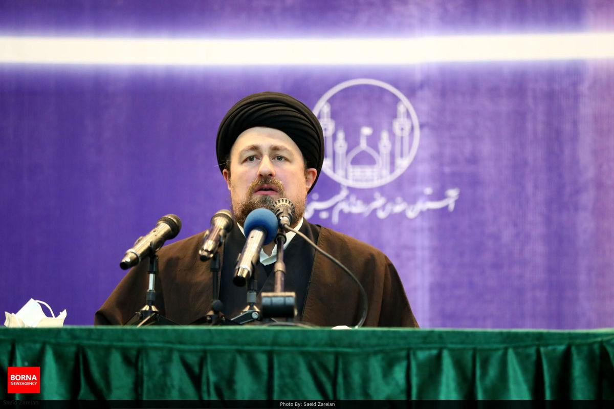 سید حسن خمینی با احمد مسجد جامعی تماس گرفت