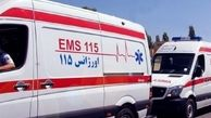 تصادف هولناک اتوبوس و تریلی ۷ نفر را راهی بیمارستان کرد