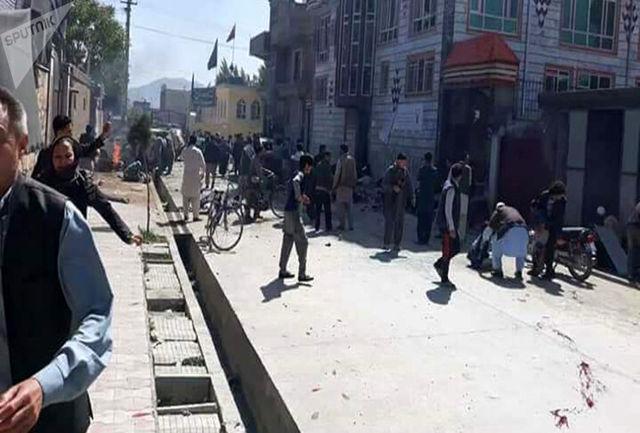 انفجار کابل پایتخت افغانستان را لرزاند
