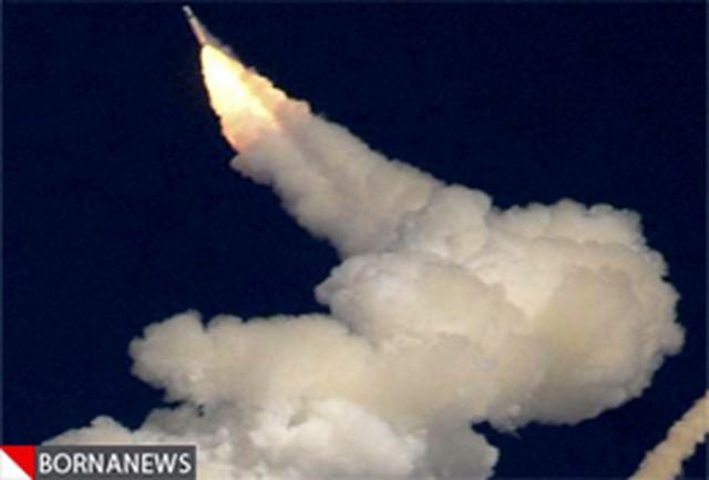 ماهواره هندی، هوا نرفته ترکید
