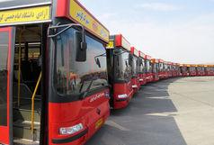 خدماترسانی اتوبوسرانی به ۴۰۰۰ جانباز و معلول پایتخت