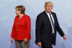 انزوای آمریکا در سایه رهبری ترامپ/ «مرکل» سوت پایان را زد!