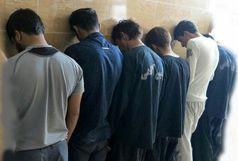 دستگیری باند 6 نفره سارقان منزل/ سارقان به 80 فقره سرقت اعتراف کردند