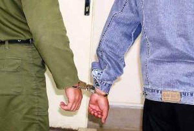 دستگیری سارقان منزل با 6 فقره سرقت در لنگرود