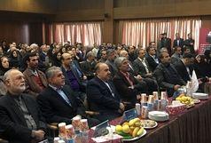 مراسم تودیع و معارفه رییس کمیته ملی المپیک برگزار شد