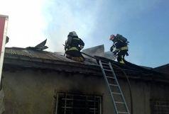 وقوع 4 آتش سوزی در شهر رشت