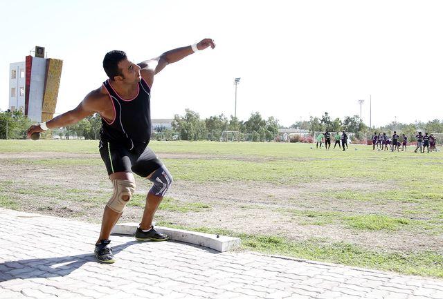 حدادی یک گام تا کسب عنوان پرافتخارترین ورزشکار ایران در بازیهای آسیایی