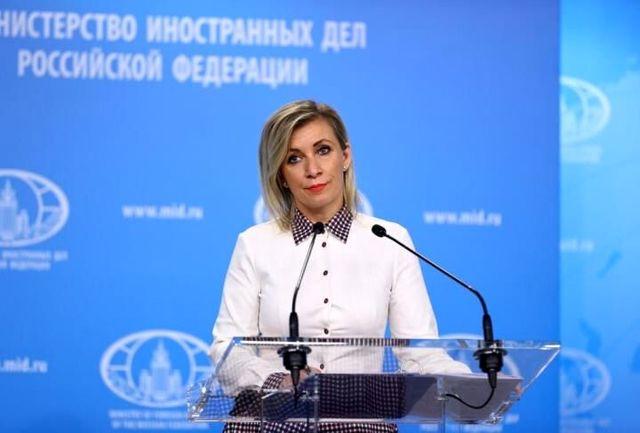 روسیه واکنش غرب به حادثه هواپیمای رایان ایر را تکان دهنده خواند