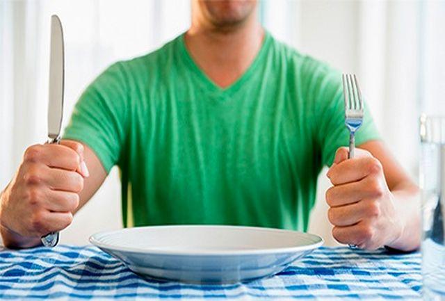 شام نخوردن راندمان بدن را برهم میزند