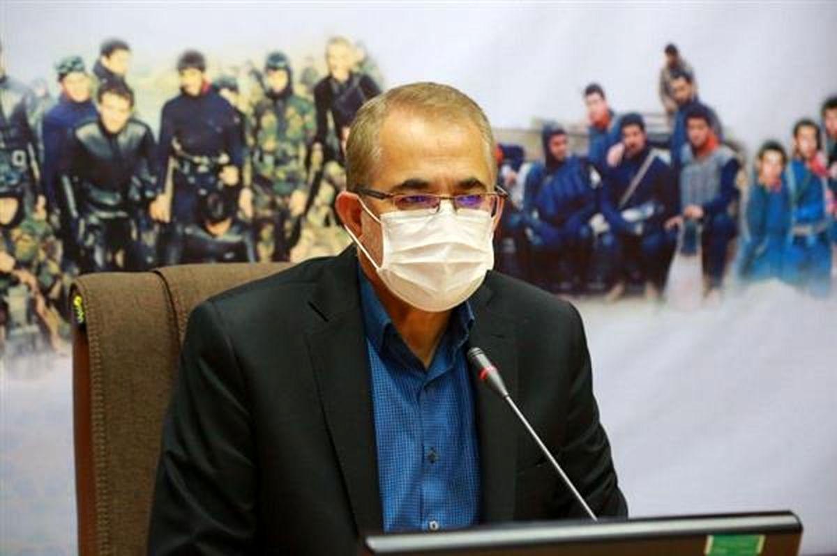 استاندار زنجان: مدیران در جلساتی که نیاز به تصمیم گیری دارد شخصا حاضر شوند