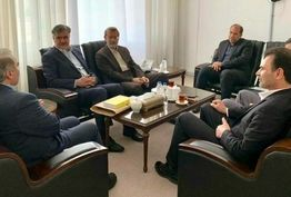 دعوت رسمی استاندار خراسان شمالی از رئیس مجلس برای حضور ویژه در استان