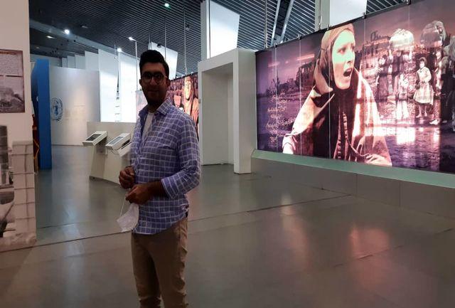 «تهرانگرد» به باغ موزه دفاع مقدس می رود