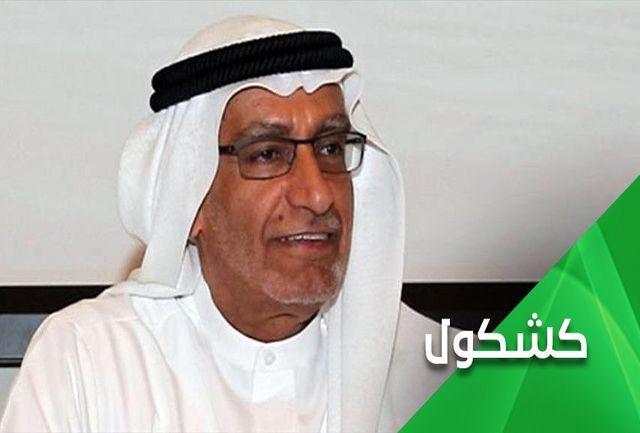این فرد در توجیه عادی سازی امارات با صهیونیستها رکورد زد!