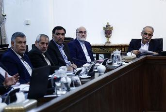 جلسه ستاد مبارزه با مفاسد اقتصادی با حضور معاون اول رییس جمهوری