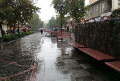 بارش باران و برف در گیلان ادامه دارد