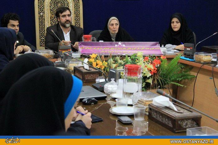استان یزد در مشارکتهای اجتماعی پیشتاز و زبانزد بوده است