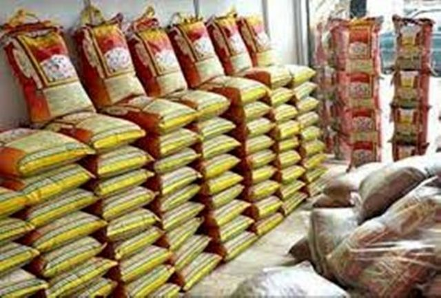 کشف 832 کیسه برنج احتکاری در بندرعباس