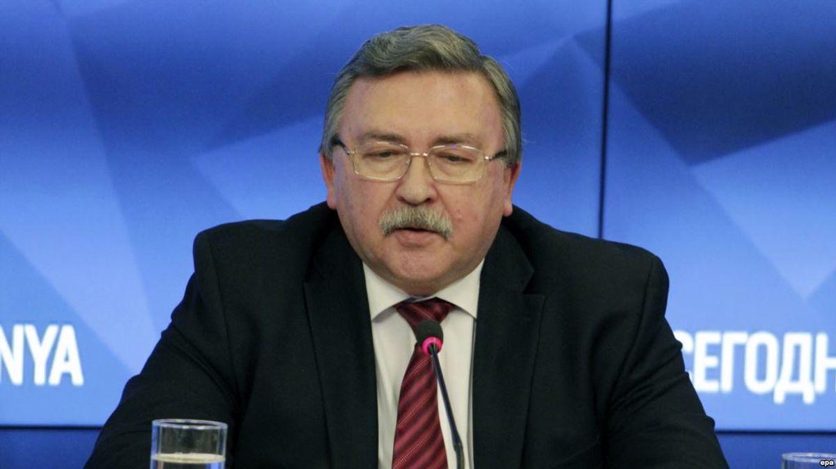 اظهارات نماینده روسیه درباره لغو تحریمها و تاسیسات هستهای ایران