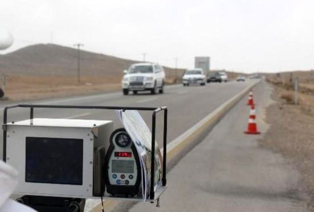توقیف 18 هزار وسیله نقلیه موتوری در کرمان