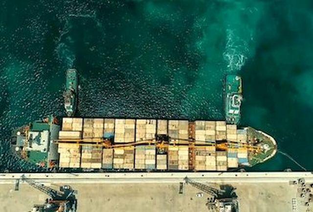 فراهم شدن پهلوگیری کشتیها با ظرفیت ۳۰ هزار تن در بندر بوشهر