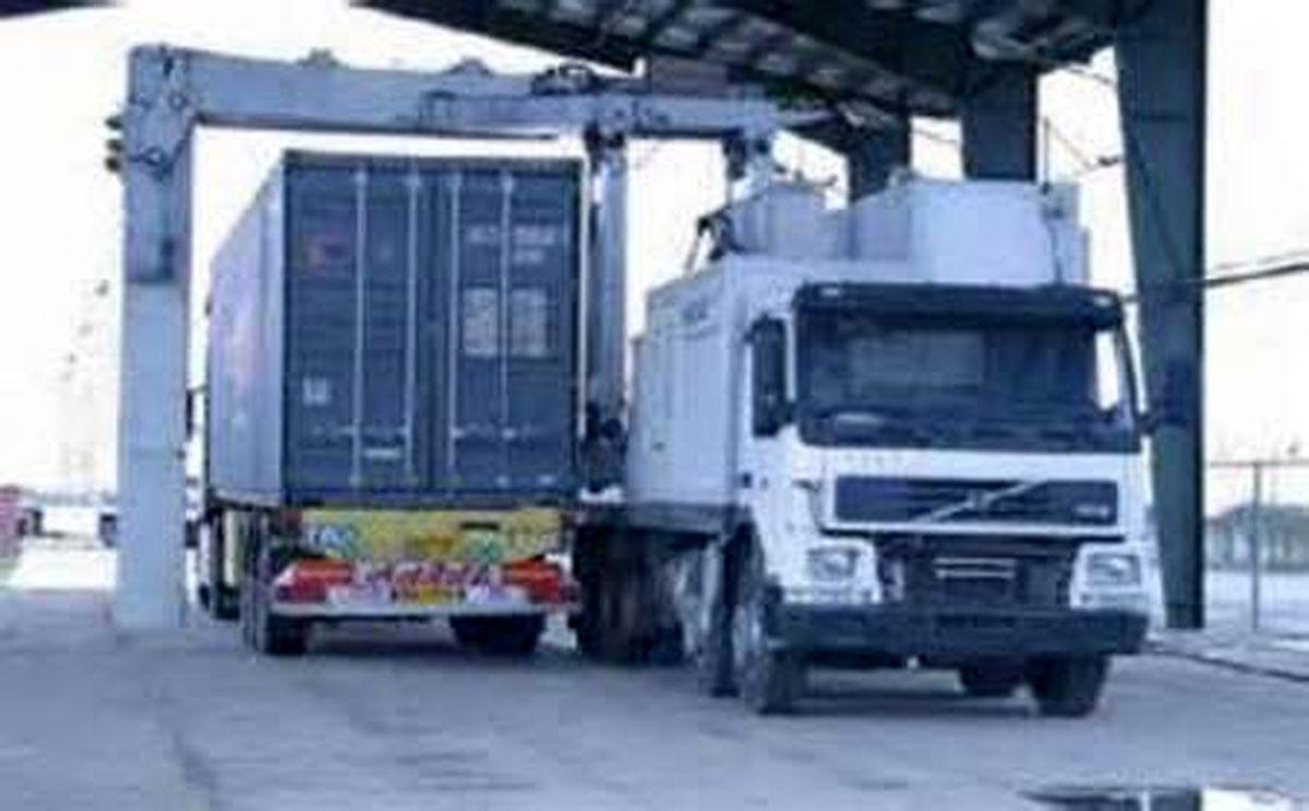صادرات ۴۶۲  میلیون دلار کالا در نیمه اول سالجاری  از گمرکات آذربایجانغربی