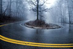جادههای کدام استانها مهآلود هستند؟