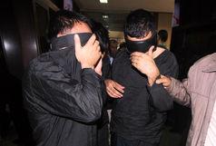 پلیس کرمان به قدرتنمایی دو شرور پایان داد