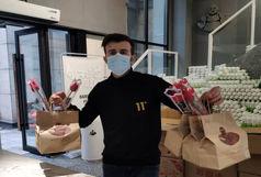 اقدام جوان خوزستانی در بحبوحه کرونا تحسین چینیها را برانگیخت